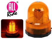 Rundumleuchte 90 LED orange 24V