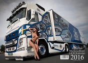 Kalender 2016 Markenoffener Trucks & Girls<br />