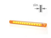 12 LED Umriss Leiste SLIM