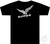"T-Shirt  ""Super & Vogel""  S- 5XL"