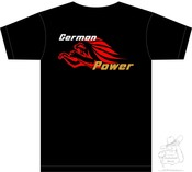 "T-Shirt  ""German Power""  S- 5XL"