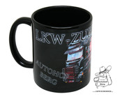Black Warrior Tasse- Paint