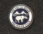 Pin Artic Road
