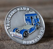 "Pin ""Trucker Club Nederland"""