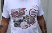 "T-Shirt  ""OLD Boys""  weiß S- 5XL"