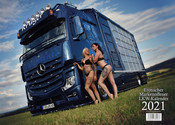 Kalender 2021  Markenoffene Trucks & Girls
