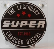 "Leuchtkasten by Truck Junkie   ""Super Legendary"""