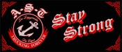 A.S.T. Tasse - STAY STRONG