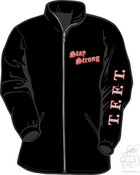 Andal Schubert Sweat Jacke Stay Strong
