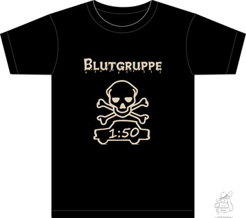 "Fan Shirt ""Geoamt"" Blutgruppe"