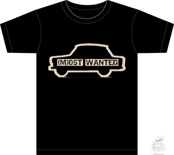 "Fan Shirt ""Geoamt"" Most Wanted"