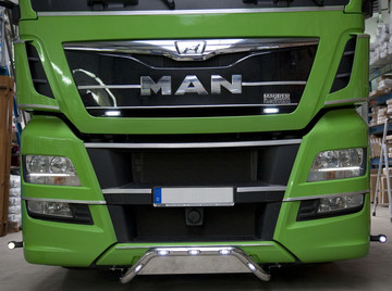"Numberplate ""Strong"" passend für MAN TGX Euro 6"