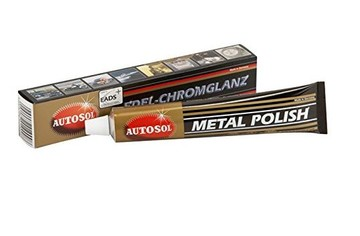 Autosol Chromglanz & Metal Polish Tube 50ml