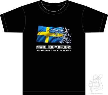 "T-Shirt  ""Super"" S- 5XL"