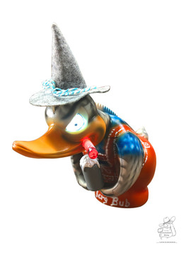 Turbo Duck- Rubberduck Bayern  Berg Bub Airbrush