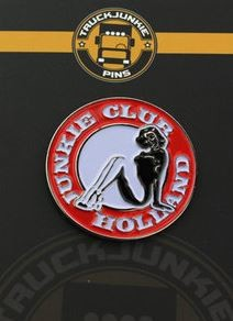 Pin Holland Junkie Club