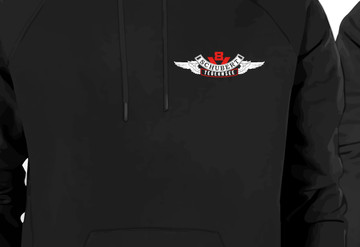 Andal Schubert Fan-Hoodie powered bei Truck Junkie